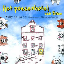 Het poezenhotel van Bram | Willy de Groot