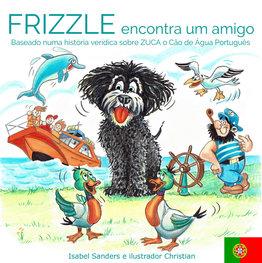 Frizzle encontra um amigo | Isabel Sanders