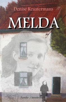 MELDA (extra grote letter)| Denise Keustermans