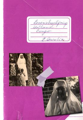Levensbeschrijving Holland-Kongo | Zuster Aurelia | José van der Zand
