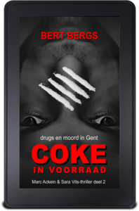 ePub | COKE IN VOORRAAD | Bert Bergs