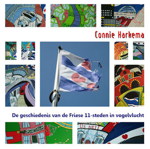 De geschiedenis van de Friese 11-steden in vogelvlucht| Connie Harkema