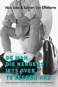 DE MAN DIE NERGENS IETS OVER TE ZEGGEN HAD | Nico Joos & Katrien Van Effelterre