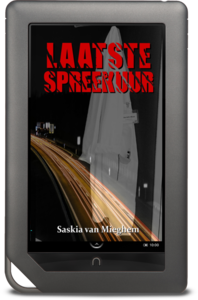 ePub | HET LAATSTE SPREEKUUR | Saskia van Mieghem
