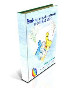 (HB) Birk het regenboogdraakje, op zoek naar geluk | Marlies van den Berg