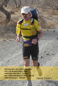 Hardlopen als avontuur | Henk Sipers